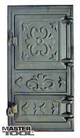 Дверка спаренная топочная + поддувальная MASTERTOOL 92-0374