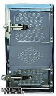 Дверка спаренная топочная + поддувальная MASTERTOOL 92-0370