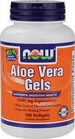 Aлоэ Bера Гель, 5000 мг (100капс.)