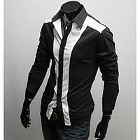 Рубашка мужская в модном дизайне