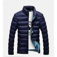 Мужская повседневная куртка зима осень, фото 1
