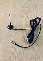 GSM антена на магніті 824-960/1710-2170 МГц 3дБ з роз'ємом FME