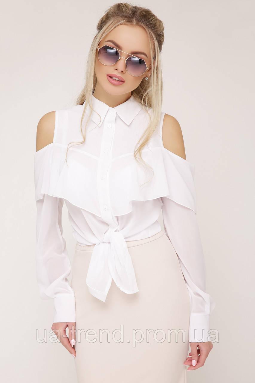 094c1eb4adf Белая Нарядная Блуза на Лето — в Категории