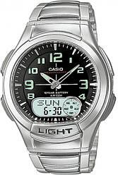 Наручные мужские часы Casio AQ-180WD-1BVEF оригинал