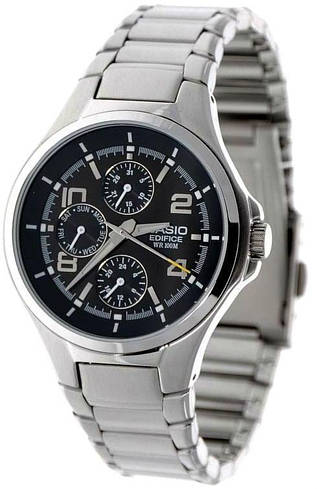 Наручные мужские часы Casio EF-316D-1AVEF оригинал