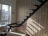 Лестницы. Каркасы лестниц под обшивку. Открытые металлические лестницы, фото 5