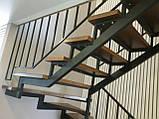 Лестницы. Каркасы лестниц под обшивку. Открытые металлические лестницы, фото 6