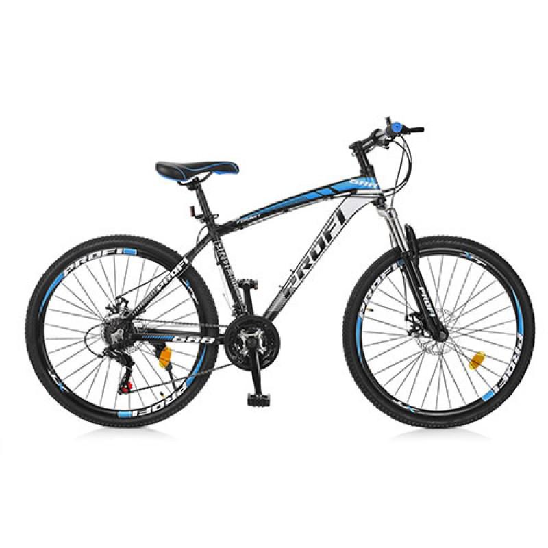 Двухколесный велосипед PROFI 26 дюймов, EB26 FORMAT