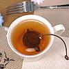"""Заварник силиконовый """"Чайник"""" Ситечко для чая  - Фото"""