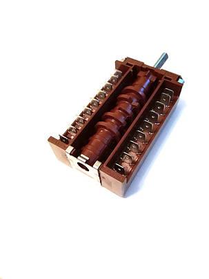 Переключатель 7-ми позиционный ПМ 42.07001.005 для электроплит и духовок / EGO / Германия, фото 2