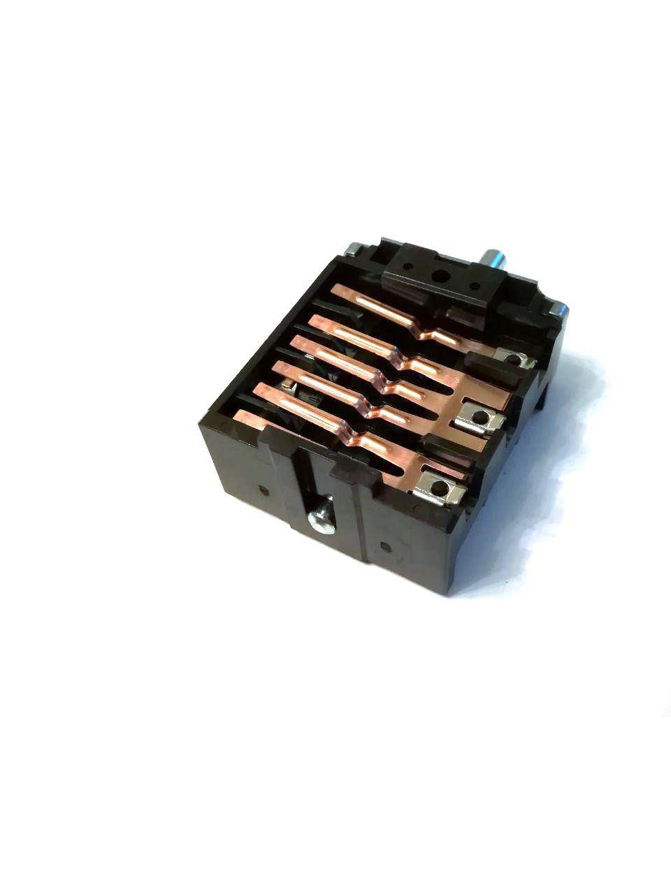 Переключатель 6-ти позиционный ПМ 46.23866.500 для электроплит и духовок / EGO / Германия