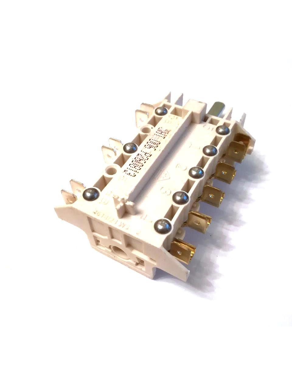 Переключатель 7-ми позиционный ПМ 006 для электроплит Италия
