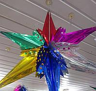 Гирлянда-подвеска Звезда большая, фото 1