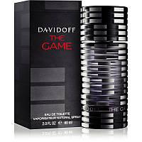 Мужская туалетная вода Davidoff The Game (реплика)