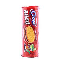 Печиво Croco 32г з шоколадним кремом