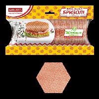 Бризолі Lekorna Вафельні коржі з житнім борошном 50г 10шт/1ящик