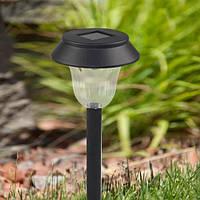Светодиодный светильник, фонарь для подсветки ландшафта, лужайки, газона, сада на солнечной батарее
