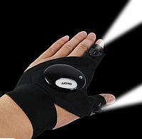 Ночные рыболовные перчатки со светодиодный подсветкой