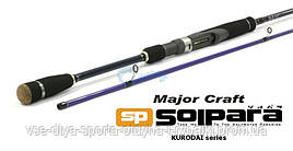 Спиннинг Major Craft Solpara SPS-782ML/KR (233 cm,2-15 g)