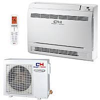 Кондиционер инверторный сплит-система Cooper&Hunter Consol Inverter CH-S09FVX (напольно-потолочный)