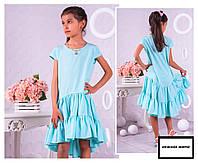 Красивые платья и сарафаны для девочек летние