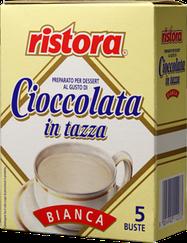 Горячий белый шоколад Ristora  порционный 5 шт