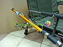 Карповое кресло Elektrostatyk с подлокотниками и столиком (F5R ST/P), фото 5