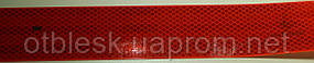 Лента 3М 983 светоотражающая красная (Оригинал), фото 3