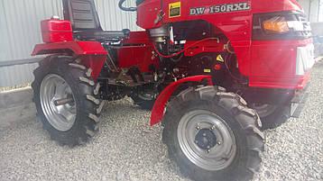 Трактор DW 150RXL без фрезы