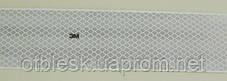 Лента 3М 983 светоотражающая белая (Оригинал), фото 2
