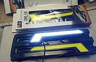 Дневные ходовые огни DRL-19 Белый дневной свет LED ДХО