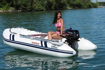 Надувні човни ПВХ