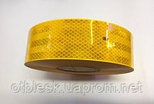 Лента 3М 983 светоотражающая желтая (Оригинал), фото 3