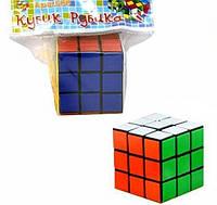 Кубик Рубик 588 в кульке большой, 5,8см