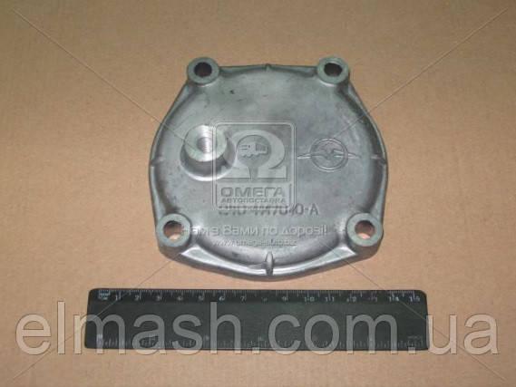 Крышка фильтра тонкой очистки топливного МТЗ (пр-во ММЗ)