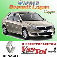 Фаркоп Renault Logan (прицепное Рено Логан Седан)