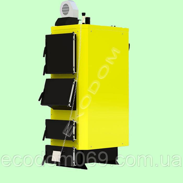 Твердотопливный Kronas Unic New 35 кВт для 350 кв.м обогрева