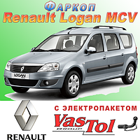 Фаркоп Renault Logan MCV (прицепное Рено Логан МСВ)