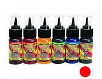Краска витражная на водной основе DecoArt 29мл Красная GLS05-26