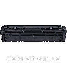 Картридж Canon 045 black для принтера i-sensys LBP611Cn, LBP613Cdw, MF631Cn, MF633Cdw сумісний