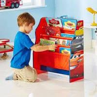 Книжный шкаф детский(м/ф тачки), фото 2