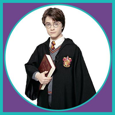 Живой развивающий детский квест Гарри Поттер и путешествие в Чаривленд