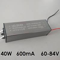 Драйвер для светодиодов 48 Вт, 600 мА, 60-84 В, фото 1