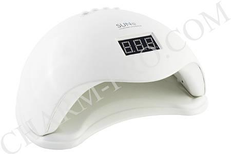 Sun 5 лампа для маникюра и педикюра UV LED 24/48W