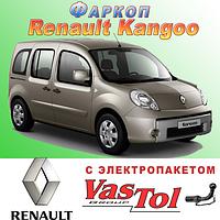 Фаркоп Renault Kangoo 1 и 2, фото 1