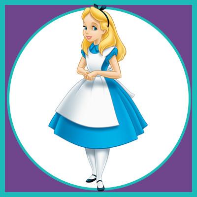Живой развивающий детский квест Алиса в стране Чудес