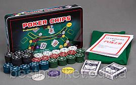 Набор для покера Professional Poker Chips 300 фишек