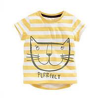 Футболка Cat Purr-fect Jumping Beans