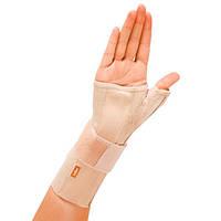 Бандаж на лучезапястный сустав с поддержкой большого пальца
