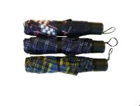 Мужской зонт шотландка, парасоля чоловіча Шотландка 53 см